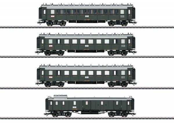 """Märklin 41354 Schnellzugwagen-Set """"Pfalzbahn"""""""
