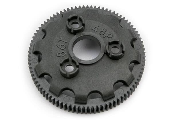 TRAXXAS® 4686 Hauptzahnrad Spur gear 86 Zähne (48-pitch)