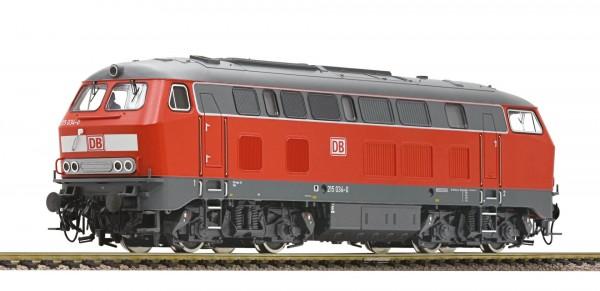 FLEISCHMANN 424005 Diesellokomotive BR 215