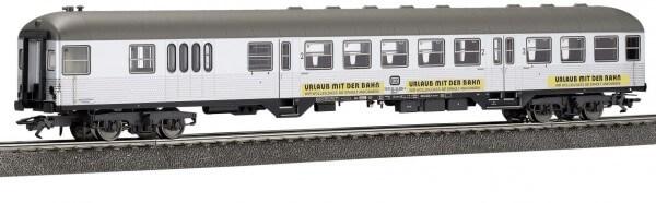 "Märklin 43821 Nahverkehrs Steuerwagen ""Hasenkasten Silberling"""
