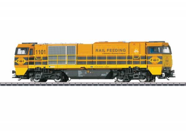 Märklin 37207 Diesellokomotive G 2000 BB