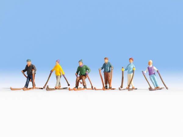 Noch 36828 Skifahrer
