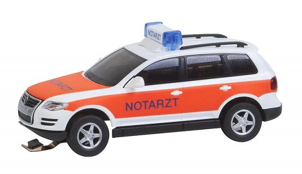 Faller 161559 Car System VW Touareg Notarzt (WIKING)
