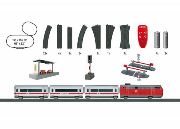 """Märklin 29302 Märklin my world - Startpackung """"Intercity"""""""