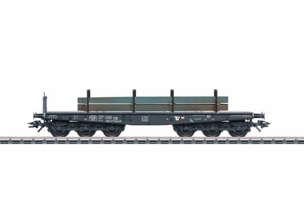 Märklin 48689 Schwerlast-Flachwagen Ssym 46 mit Brammen