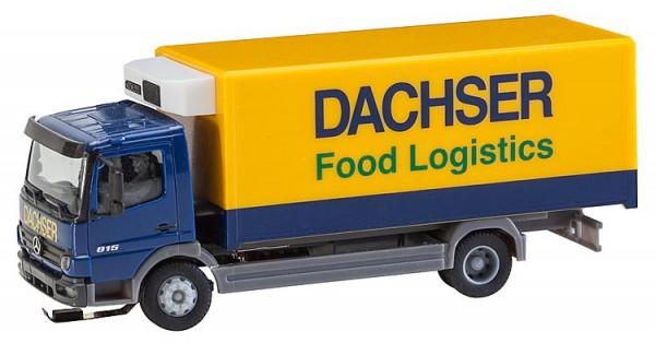 Faller 161555 LKW MB Atego Dachser Kühlkoffer