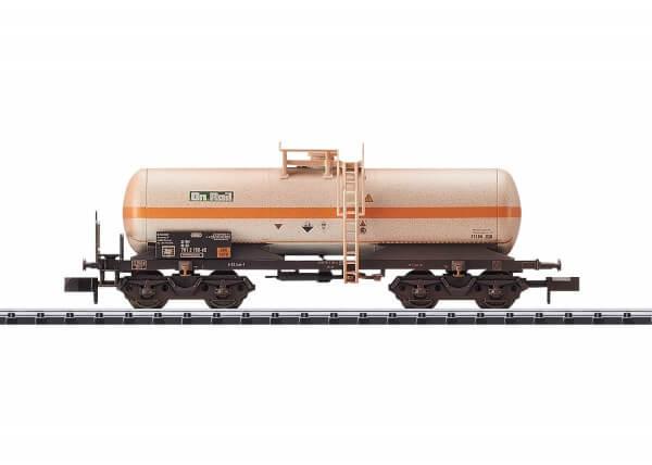 Minitrix 15585 Chlorgas-Kesselwagen On Rail