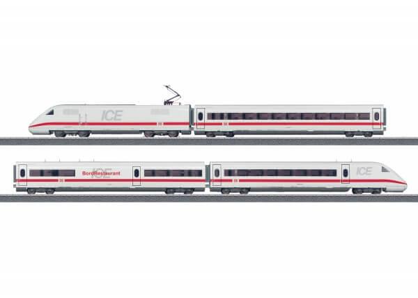 Märklin 36712 Hochgeschwindigkeitszug ICE 2 Baureihe 402 Start up