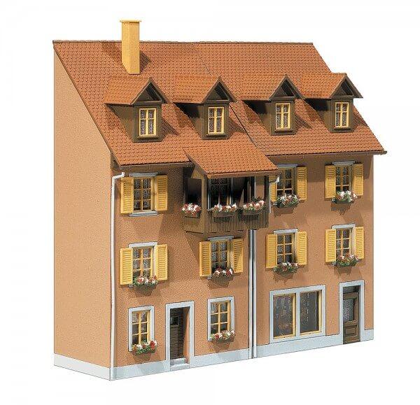 Faller 130432 2 Reliefhäuser