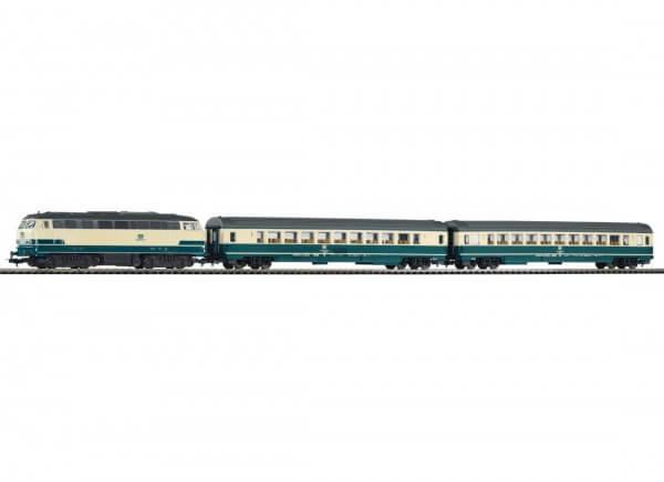 59007 PIKO SmartControl® light Personenzug BR 218 mit 2 Personenwagen
