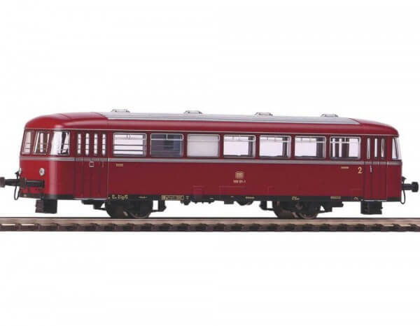 PIKO 59612 Schienenbus-Bei/Packwagen 998