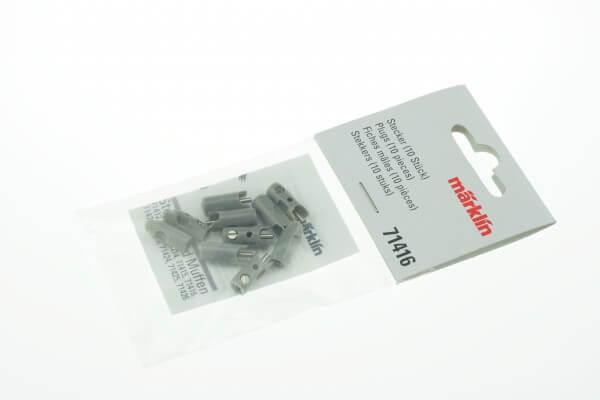 Märklin 71416 Stecker grau