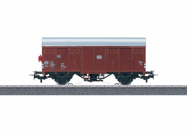 Märklin 4411 Gedeckter Güterwagen beleuchtet Märklin Start up