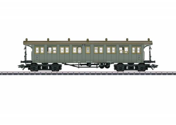 Märklin 42144 Württembergischer Sitzwagen 4. Klasse C4