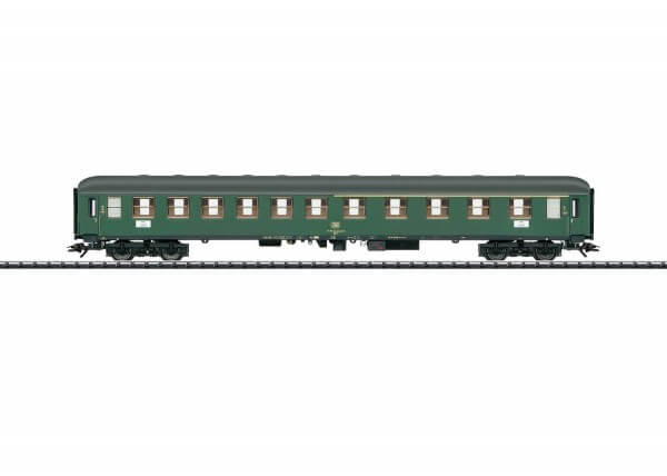 TRIX 23497 Schnellzug-Abteilwagen ABm 225 1. und 2. Klasse mit Innenbeleuchtung