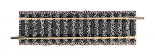 FLEISCHMANN 6102 Gerades Gleis 105 mm für Diagonale