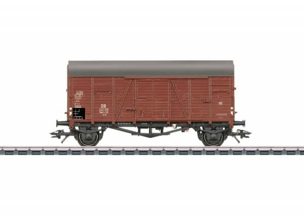 "Märklin 48830 Gedeckter Güterwagen Gmrs 30 ""Oppeln"""
