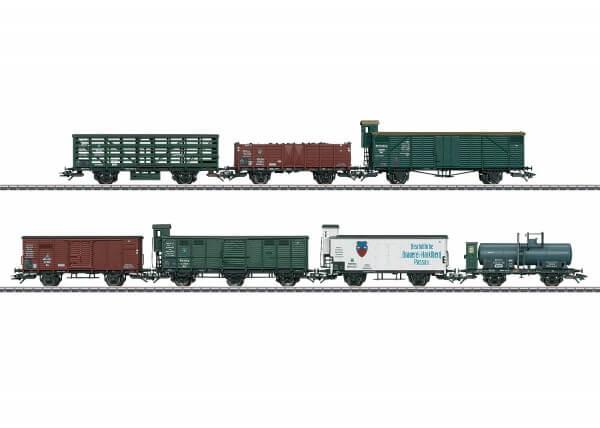 Märklin 46085 Güterwagen-Set der Gruppenverwaltung Bayern