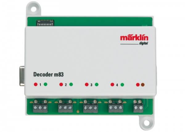 Märklin 60831 Decoder m83 ( Weichenantriebversorgungsdecoder ) ohne mfx