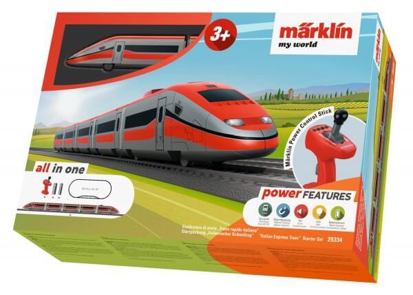 """Märklin 29334 Märklin my world - Startpackung """"Italienischer Schnellzug"""""""