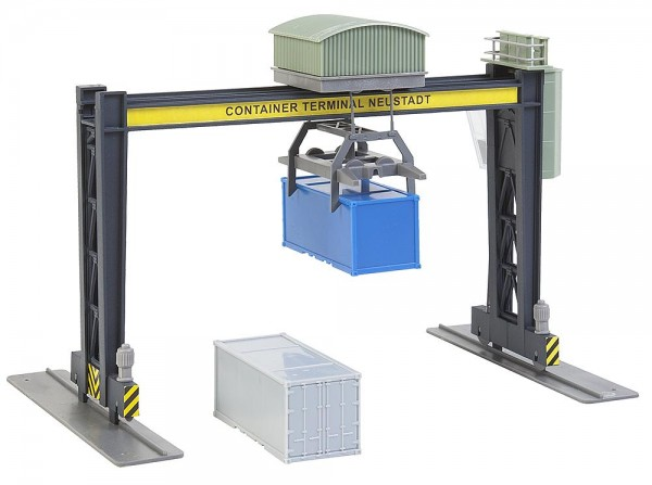 Faller 131306 Containerbrückenkran