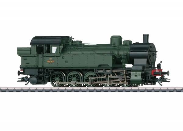 Märklin 37167 Güterzug-Tenderdampflokomotive Serie 050 TA