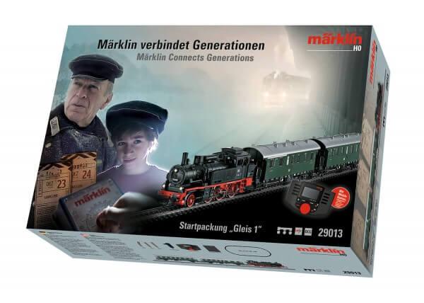 """Märklin 29013 Digital-Starpackung """"Gleis 1"""""""