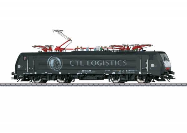 Schnelle Mehrzwecklokomotive Baureihe 189