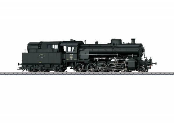 """Märklin 39251 Dampflokomotive Serie C 5/6 """"Elefant"""" der SBB mit Sound und Rauch"""