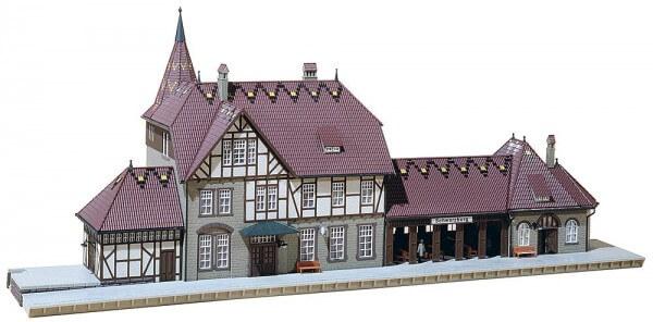 Faller 110116 Bahnhof Schwarzburg