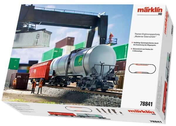 """Märklin 78841 Themen-Ergänzungspackung """"Moderner Güterverkehr"""""""