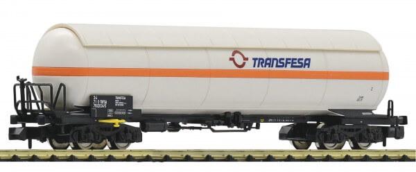 Fleischmann 849107 Spur N vierachsiger Druckgaskesselwagen TRANSFESA