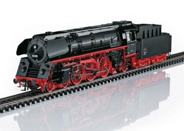 Märklin 39207 Schnellzug-Dampflokomotive mit Schlepptender BR 01.5