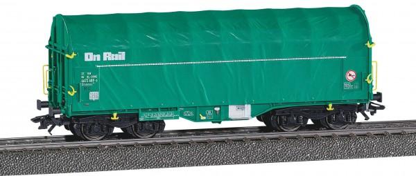Märklin 47222 Schiebeplanenwagen On Rail EUROTRAIN Sondermodell