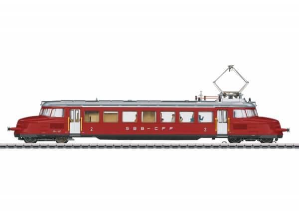 Märklin 37868 Serie RBe 2/4, Roter Pfeil Elektrischer Schnelltriebwagen
