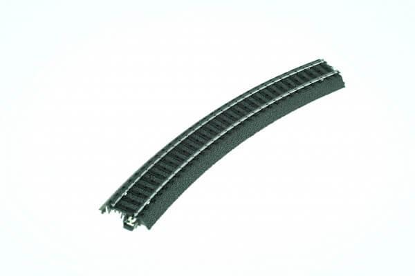 Märklin HO 24230 C Gleis Gebogenes Gleis R2 = 437,5 mm