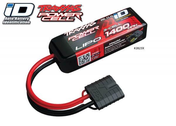 TRAXXAS® 2823X TRAXXAS® iD™ LiPo POWER CELL 1400 mAh 3S