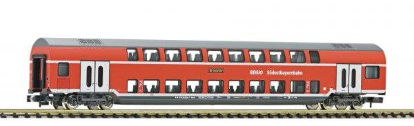 FLEISCHMANN 862808 Doppelstockwagen 2. Klasse DBpz753