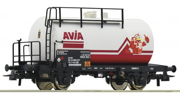 Roco 76960 H0 Kesselwagen AVIA der SBB