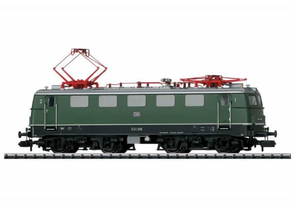 Minitrix 16143 Spur N Elektrolokomotive Baureihe E 41 Chromoxidgrün der DB