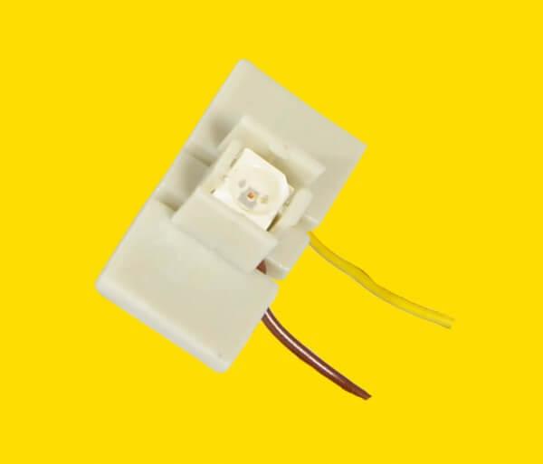 Viessmann 6048 LED für Etageninnenbeleuchtung weiß 10 Stück