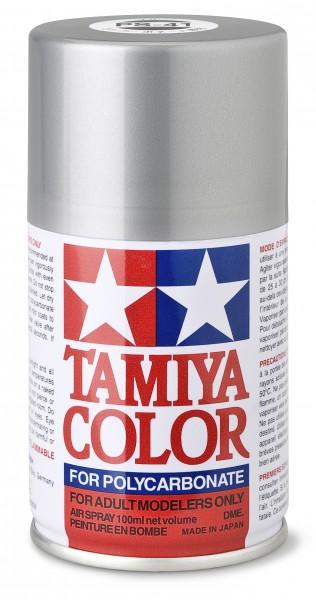 TAMIYA 300086041 PS-41 BRIGHT SILVER Polycarbonat 100ml
