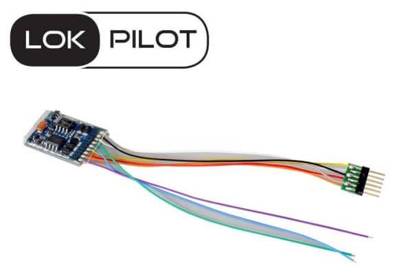 ESU 59626 LokPilot 5 DCC 6-poliger Stecker NEM651
