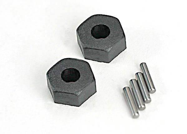 TRAXXAS® 1654 Radmitnehmer mit Pins