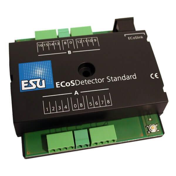 ESU 50096 ECoSDetector Standard Rückmeldemodul für 3-Leiteranlagen