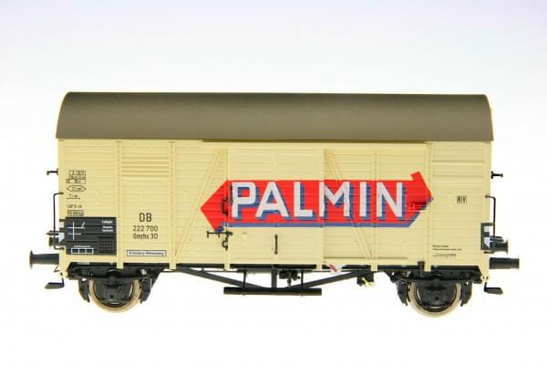 """BRAWA 47926 Gedeckter Güterwagen Gms 30 """"Palmin"""" der DB"""