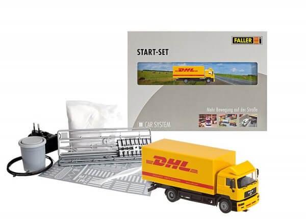Faller 161607 Car System Start-Set LKW DHL