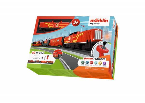 Märklin 29340 my world - Startpackung Feuerwehr