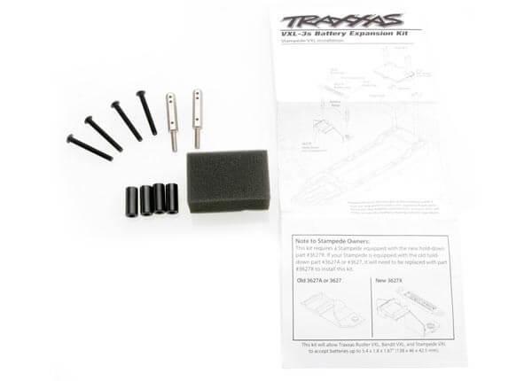 TRAXXAS® 3725 Battery expansion Kit für höhere Akkus