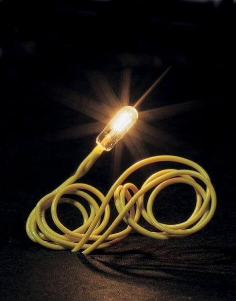 Faller 180671 Micro-Kabelbirne weiß
